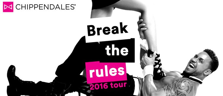 """THE CHIPPENDALES - """"Break the Rules"""" Tour 2016"""