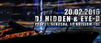 Push4DnB presents: DJ HIDDEN & EYE-D