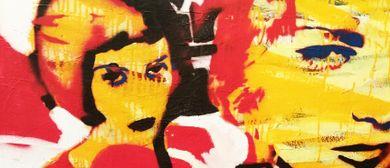 """Eröffnung der Ausstellung von Nina Maron """"one of us"""""""