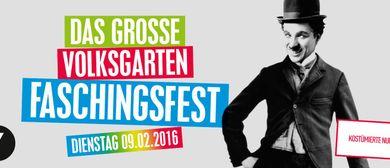 Das Große Volksgarten Faschingsfest