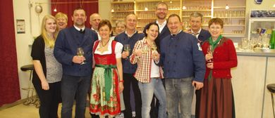 Jungweinpräsentation in Brunn am Gebirge