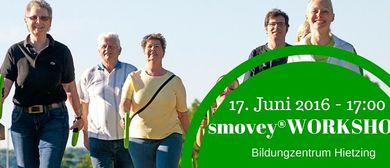 Workshop: Aktiv, fit und vital mit smovey®