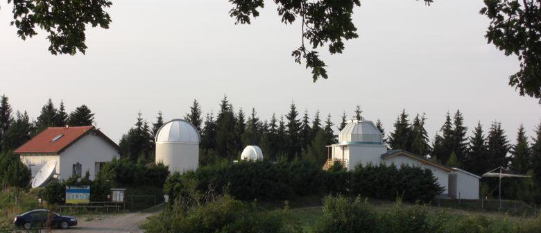 PERSEIDEN - Die NACHT der Sternschnuppen
