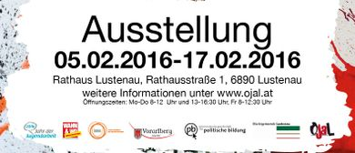 """DemokART"" im Rathaus Lustenau"