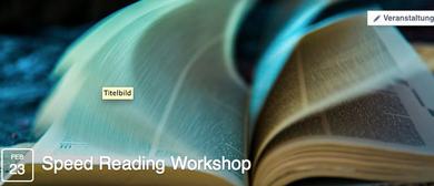 Speed Reading Workshop