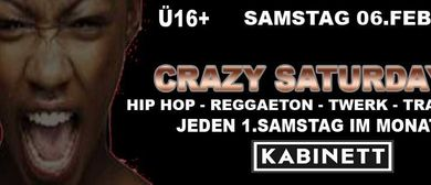 BIG OPINING Ü16+ PARTY ( CRAZY SATURDAY)