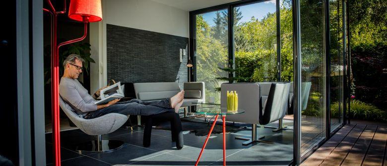open house wintergartenausstellung bei alco 23 liesing. Black Bedroom Furniture Sets. Home Design Ideas