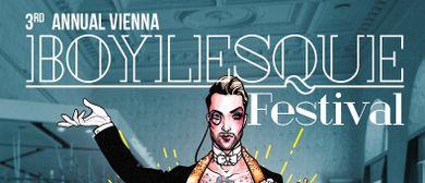 3. Vienna Boylesque Festival - Café Boylesque