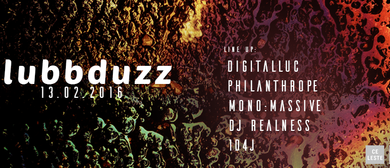 Duzz Down San presents: Clubbduzz