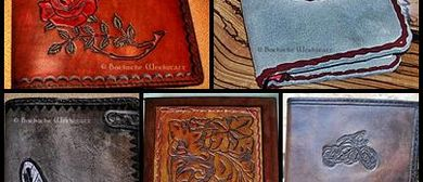 Kurs Bucheinband aus Leder
