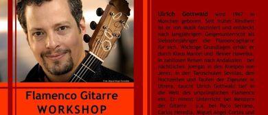 Flamenco Gitarren Workshop mit Ulrich Gottwald