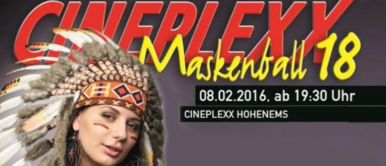 Cineplexx-Maskenball