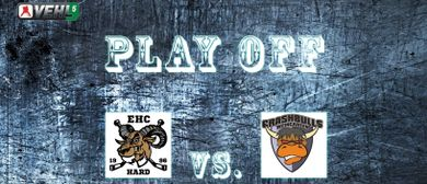 PLAY OFF HALBFINALE / EHC Hard 2 vs. Crash Bulls