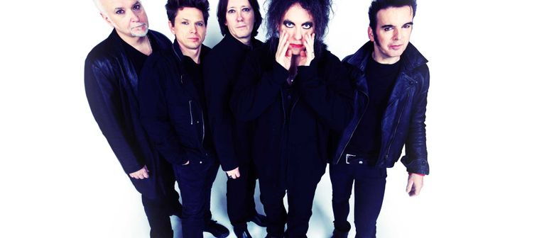 The Cure – Support The Twilight Sad