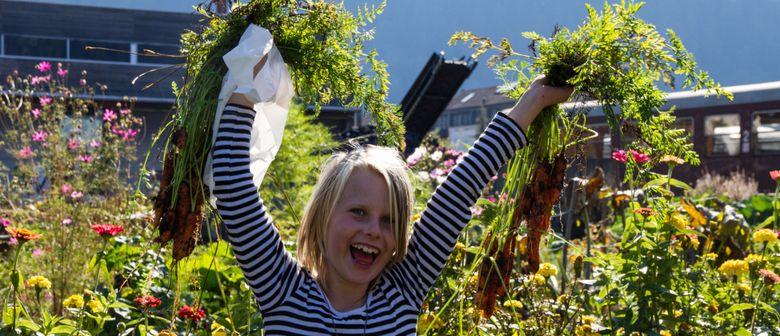 """Garta tuat guat - """"Der Garten für die junge Familie"""""""