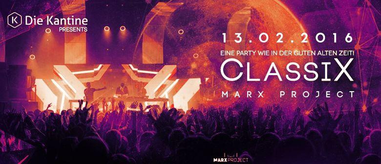 Die Kantine presents ClassiX