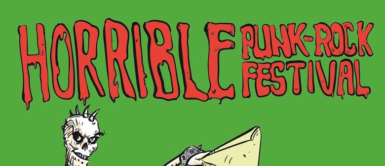 Horrible Punkrock Festival Nr. 1