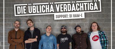 HipHop Live Konzert: Die Üblichä Verdächtigä