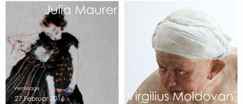 dualis #2 - Julia MAURER, Virgilius MOLDOVAN