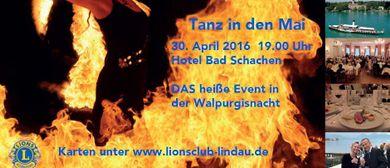 Tanz in den Mai - Gala des Lions Club Lindau