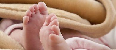 Achtsamkeit im Leben mit Säuglingen und Kleinkindern