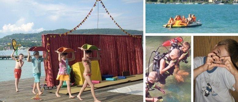 Sonnencamp - Spaß und Action am Wörthersee!
