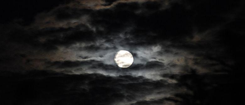 """""""Dunkel war´s, der Mond schien helle..."""" -"""