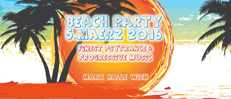 BEACH PARTY VIENNA