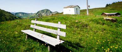 Gebirgswanderung - auf den Spuren der Walser