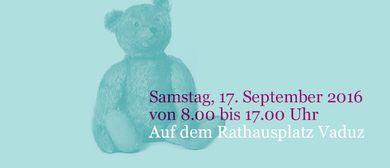 Floh- und Antikmarkt Vaduz