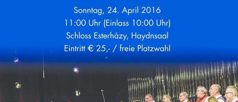 """Charity Konzert """"Zeitlos - Grenzenlos"""""""
