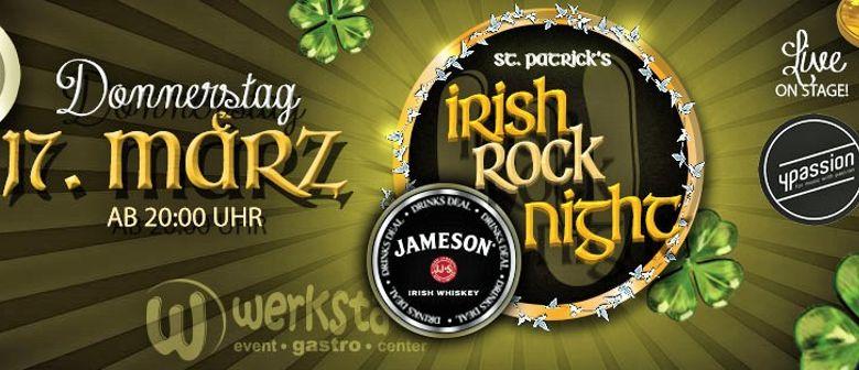 Irish Rock Night am St. Patrick's Day @ Werkstatt Rankweil