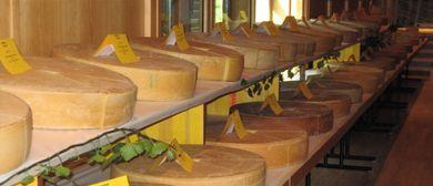 Schwarzenberger Markt mit Käseprämierung