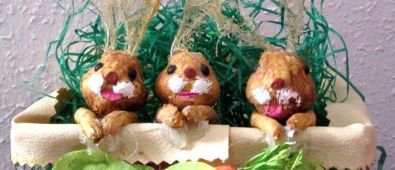 Oster Fit ´n´ Fun mit Ostereiersuche