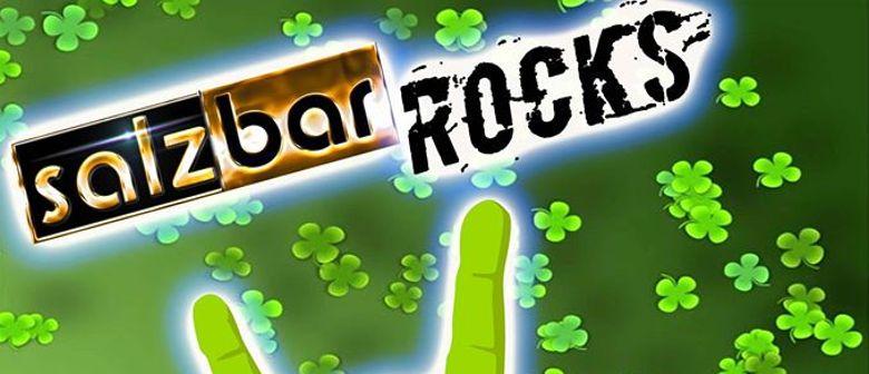 SALZBAR ROCKS GOES ST. PATRICK