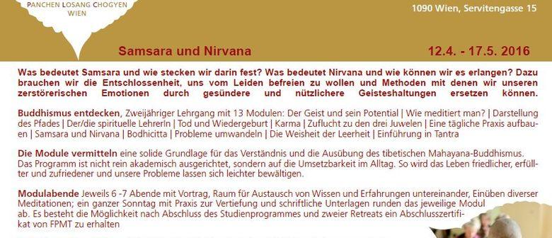 Buddhismus entdecken - Samsara und Nirvana