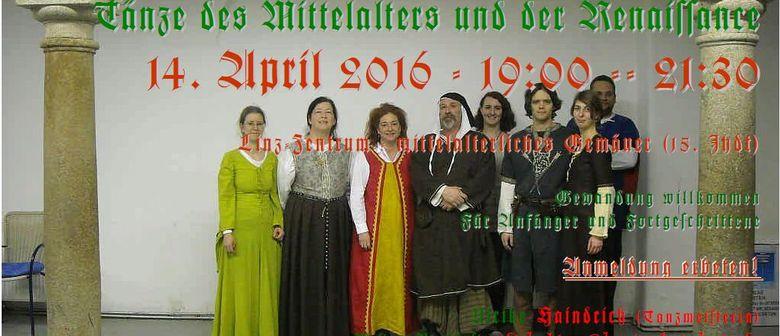 Mittelalter Tanztraining Workshop