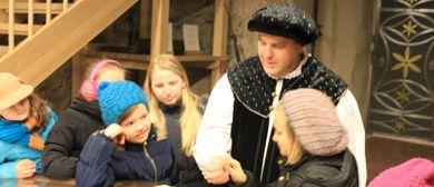 Familienführungen im Schattenburg-Museum