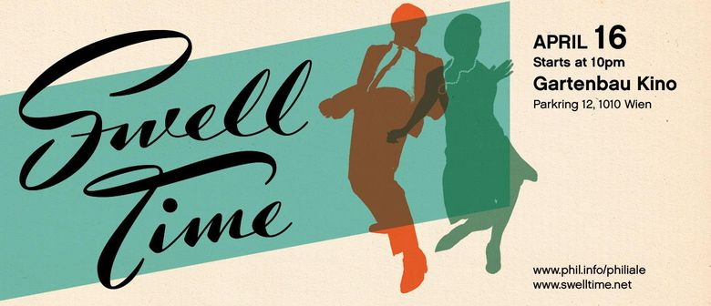 Swell Time - A Mad Men Night Out
