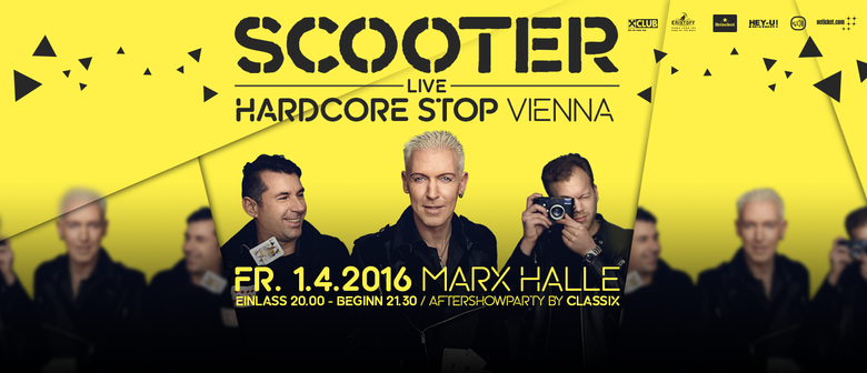 SCOOTER live - Hardcore Stop Vienna