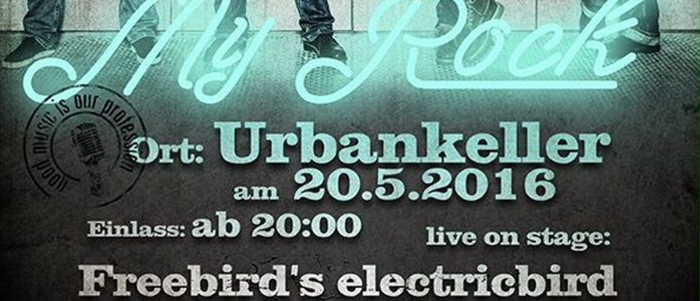 MyRock by Freebird's electricBIRDS