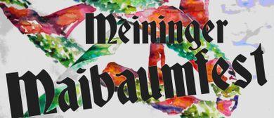 Meininger Maibaumfest 2016