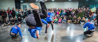 Art contact project - Breakdance - Tanze dich frei!!!