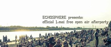 FLUC - 1.mai free open air afterparty presented by ECHOSPHER