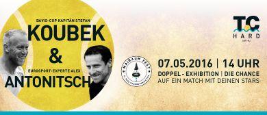 Maibaumfest mit Stefan Koubek & Alexander Antonitsch