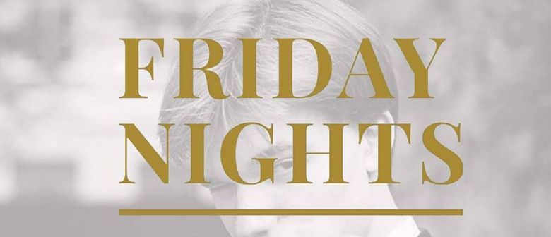 Friday Nights with Yury Revich - The Voices of Present