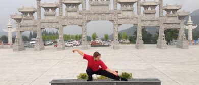 Welt - Taiji und Qigong Tag