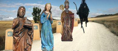 Buchpräsentation: Unser Jakobsweg und die Heiligen am Wege