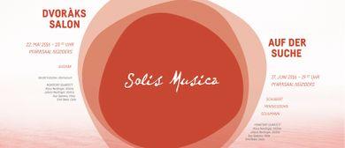 "Solis Musica ""Dvoráks Salon"""