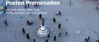 WOLFGANG KAUER, PETER BOSCH, RUTH ASPÖCK - Poetenpromenaden